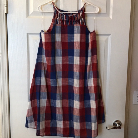 given kale Dresses & Skirts - Red, White, Blue dress